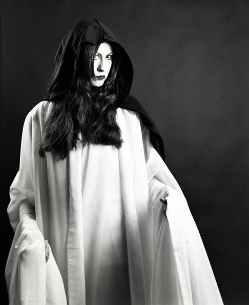 The Banshee (Matt Ayotte Photography, balck and white contrast project 2011) (Image of Celinka Serre)