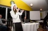 "Slim atitude (Party with Tootelo, performing Eminem's ""The Real Slim Shady"" - February 2013) (Image of Celinka Serre)"