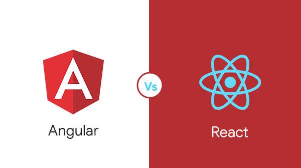 Angular vs React concept