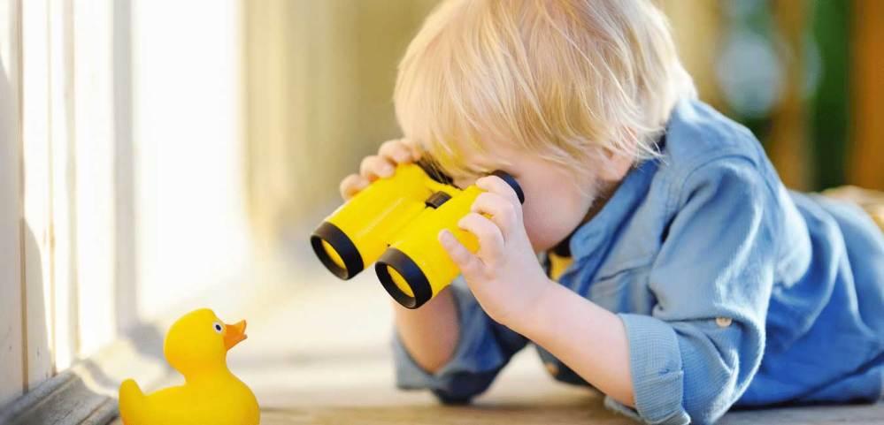 how a binoculars work