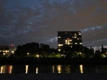 Flaucher bei Nacht