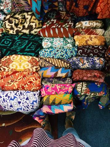 Batik on batik on batik