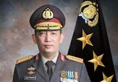 Kapolri Jenderal ListyoSigitPrabowo