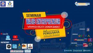 Seminar Entrepreneur, Universitas BSI Akan Hadirkan 7 Pengusaha Sukses