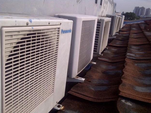 service reparasi , maintenance AC