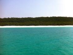 whitehaven beach austraila