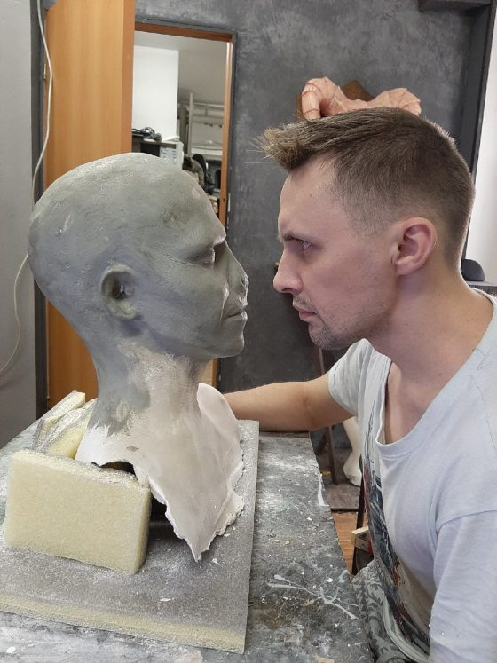 Lord Voldemort full costume with silicone mask.Made to order by SaoCraftCo.