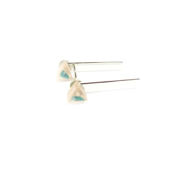 Divis Earrings – Pink