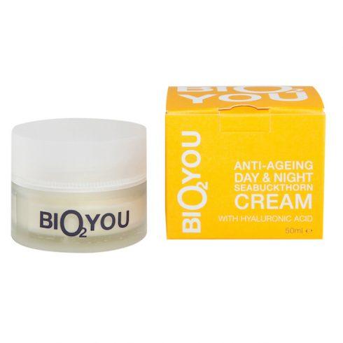 Bio2You duindoorn anti-age dag en nacht creme