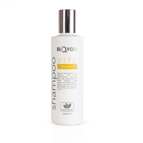 Bio2You shampoo vital voor droog haar