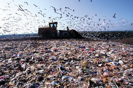problema do lixo