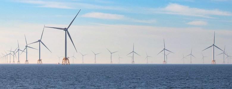 turbina eólica offshore