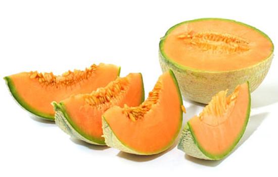 Bioalgarrobo melón cantalou ecológico