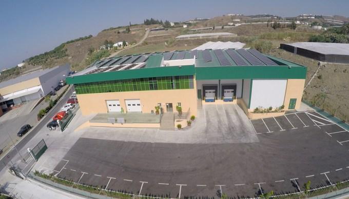Instalaciones BioAlgarrobo con placas fotovoltaicas