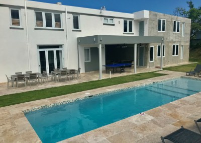 Luquillo – Luxury + Private Pool up to 33 pp – 10Br – 8.5 Baths = ($24 person/night if u are 33)