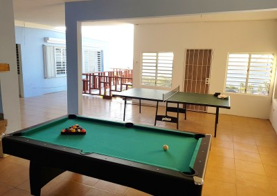 Vieques – Ocean View Blue House (From $22 person/night)