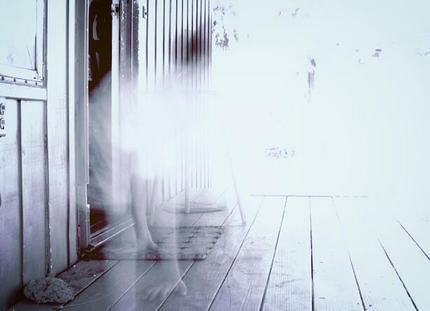 Как появляются мистические истории про призраков