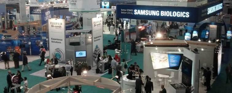 BIO conference exhibitors