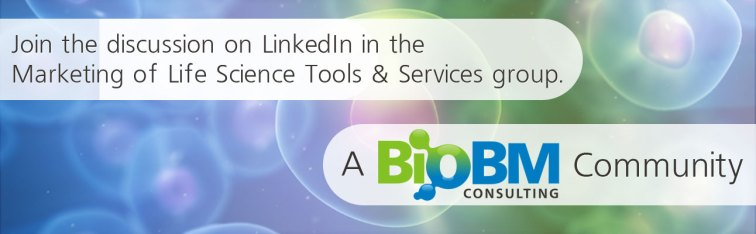 Marketing of Life Science Tools & Services
