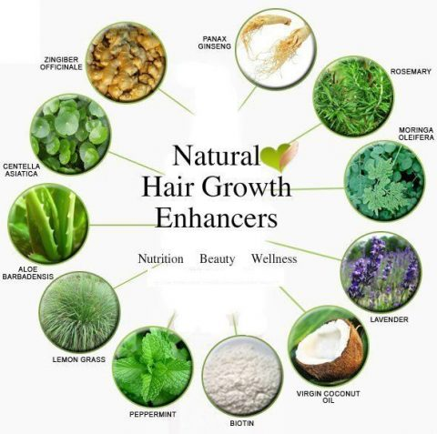 Hair Stimulating Supplements and Vitamins