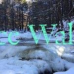 New Year's Day ICE WALK