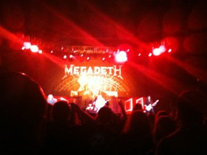 [Event Review] Megadeth @ No Sleep Til, Adelaide, 15 Dec 2010