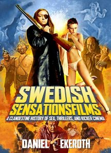 Cover image of Swedish Sensastionsfilms book