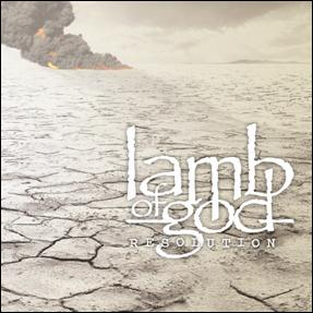 RELEASE REVIEW:  Lamb of God – Resolution (Roadrunner)
