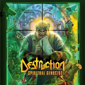 [RELEASE REVIEW]  Destruction – Spiritual Genocide (Nuclear Blast/Riot)