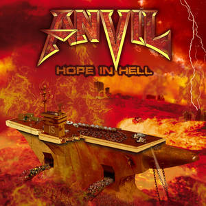 Anvil - Hope in Hell cover art
