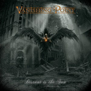 Cover art of Vanishing Point's latest album 'Distant is the Sun'