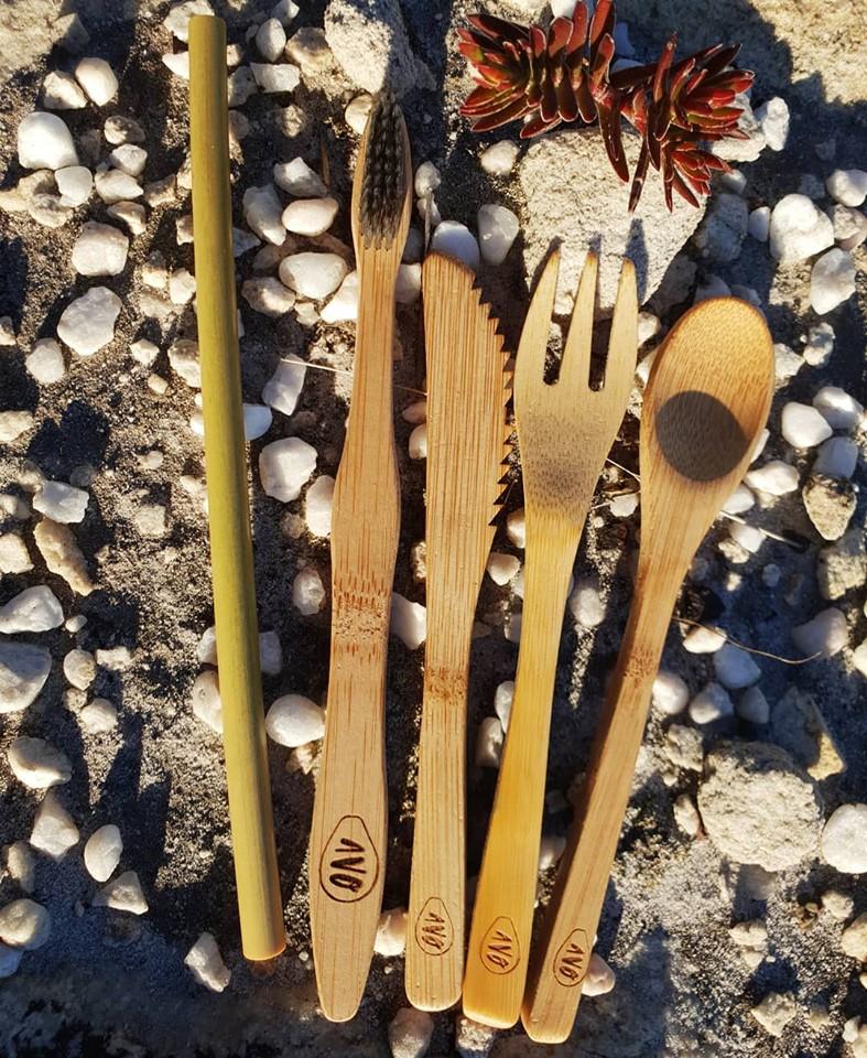 Bamboo cutlery | avo eco
