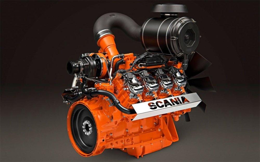 motor-scania