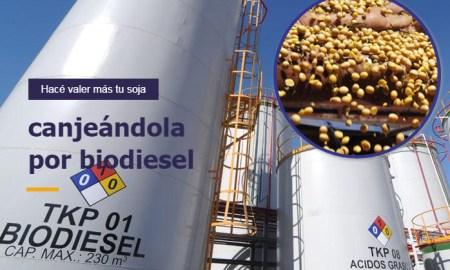 biodiesel argentina soja