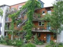 Ecoquartier Vauban, Fribourg-en-Brisgau (source : blog.bmykey.com)