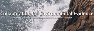 collaboration for environmental evidence banner