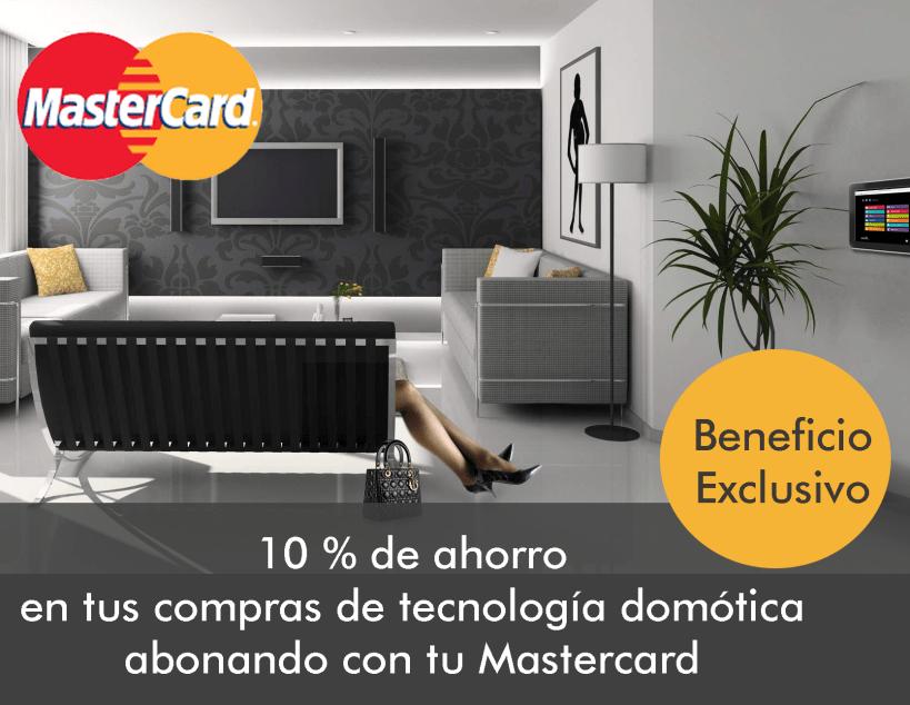 10 % de Ahorro con tu Mastercard!