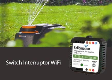 Switch Interruptor WiFi