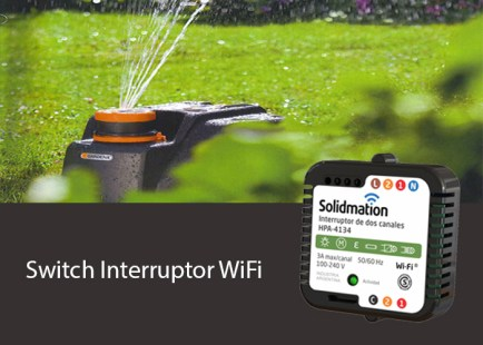 Switch Interruptor WiFi
