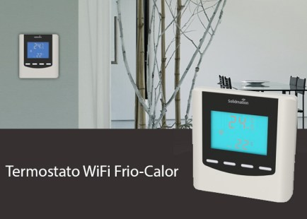 Termostato Frío-Calor WiFi