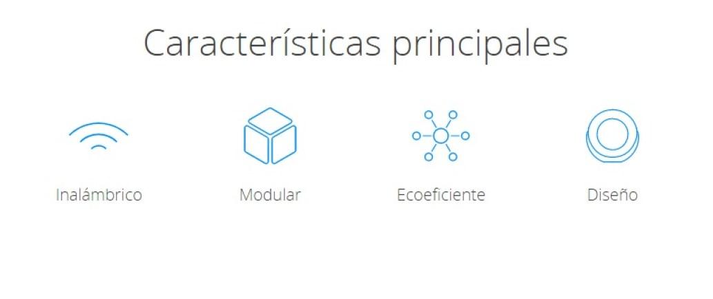 Características del Sistema FIBARO