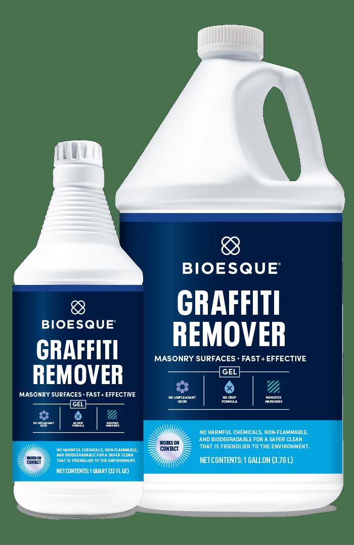 Graffiti Remover Gel Bottle
