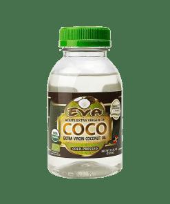 Aceite de coco extra virgen eva 7.5oz