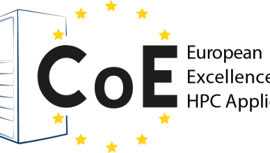 HPC COE logo