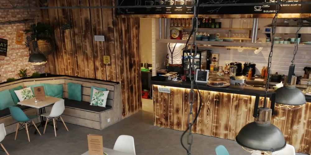 Lunchroom en cateringservice de De BioExpress