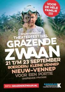 De BioExpress - Grazende Zwaan festival