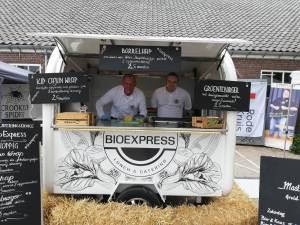 Cateringservice de BioExpress Haarlemmermeer