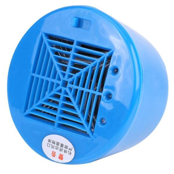 Вентилятор с обогревом