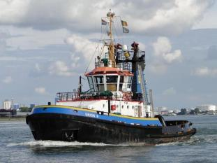 Kotug Smit (URS) tugboat Union 8
