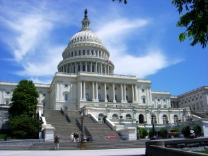 Image of US Capitol by Kevin McCoy, via Wikimedia Commons https://upload.wikimedia.org/wikipedia/commons/1/18/Uscapitolindaylight.jpg